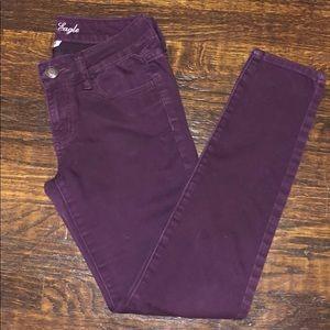 American Eagle Super Stretch Skinny Jeans Jeggings